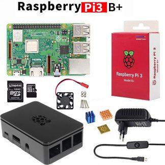 Купить Raspberry pi 3 b+ malinka Z
