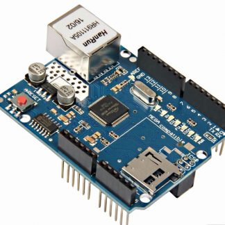 Arduino shield W5100-Ардуино Ethernet shield
