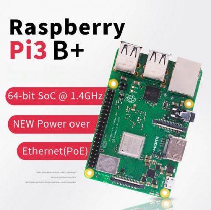 Купить Raspberry pi 3 b+ plus Минск