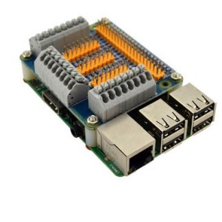 Плата расширения Gpio Pi для: Raspberry Pi 2/3, Orange Pi PC, Banana Pi M3/Pro