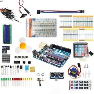 Купить комплект компонентов Arduino