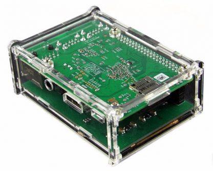 Raspberry Pi сенсорный экран+корпус