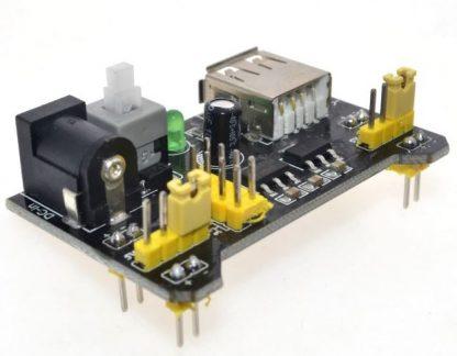 Модуль питания MB102+макетная плата+65 кабелей