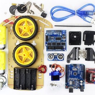 Конструктор робототехника. Arduino робот.