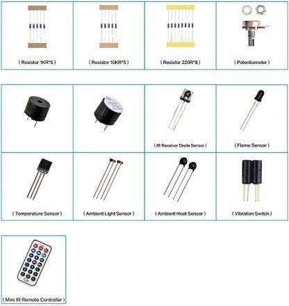 Набор Arduino электронный конструктор