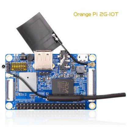 Orange Pi 2G-IOT для интернета вещей