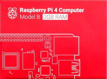 Купить Raspberry Pi 4 в Минске